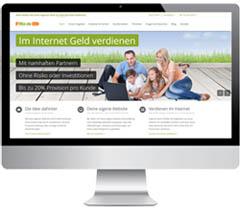 Afflix.de - Deine eigene Affiliate Website